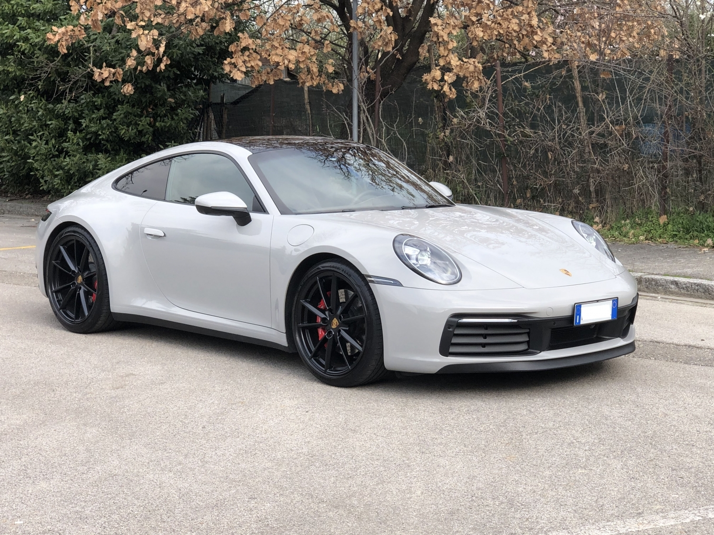 Porsche 911 (992) Coupè
