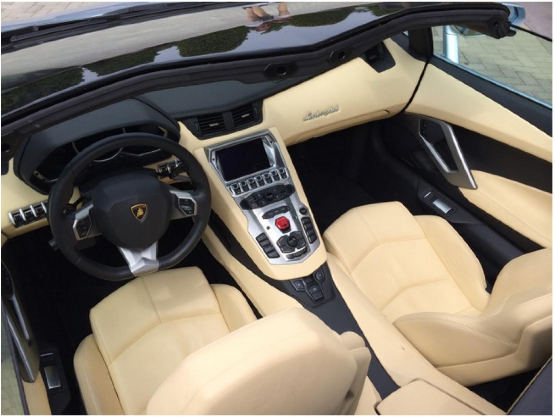 Lambo Aventador S LP 740 R.